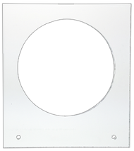 Primera Eddie Manual Tray 90mm Circle (53259DTM-M0009)