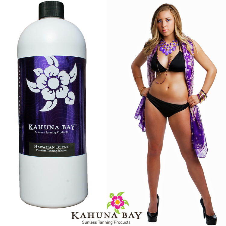 Hawaiian Blend Spray Tan Solution