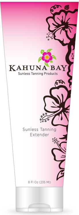 Sunless Tanning Extender 8oz by Kahuna Bay Tan