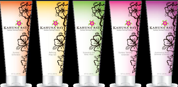 Kahuna Bay Tan Sunless Maintenance Sample Pack