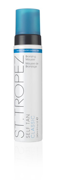 St. Tropez Self Tan Bronzing Mousse, 8 oz