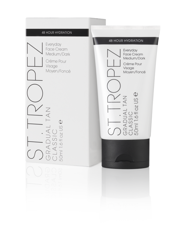 ST TROPEZ GRADUAL TAN FACE - MEDIUM/DARK - 1.6oz