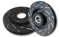 EBC Brakes USR Series Sport Slotted Rotors for Genesis Coupe 2010-16 (Brembo)