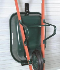 Wheelbarrow Holder