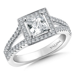 Valina Engagement Ring R025W