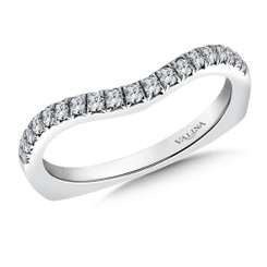 Valina Wedding Band R142BW