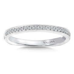 Valina Wedding Band R146BW