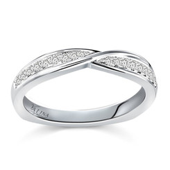 Valina Wedding Band R148BW