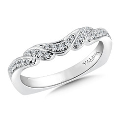 Valina Wedding Band R9260BW
