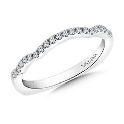 Valina Wedding Band R9266BW