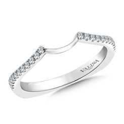 Valina Wedding Band R9280BW