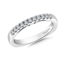 Valina Wedding Band R9291BW