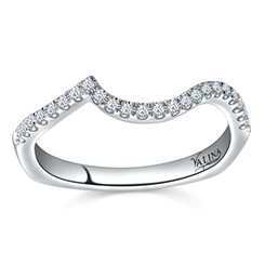 Valina Wedding Band R9295BW-dia