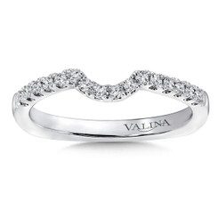 Valina Wedding Band R9299BW