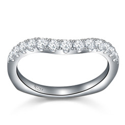 Valina Wedding Band R9302BW