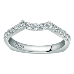 Valina Wedding Band R9303BW