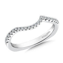 Valina Wedding Band R9306BW