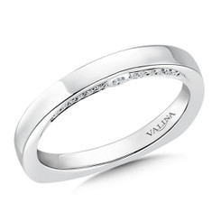 Valina Wedding Band R9310BW