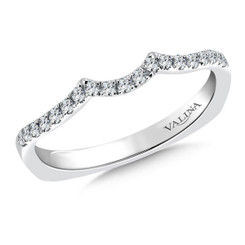 Valina Wedding Band R9318BW