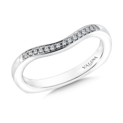 Valina Wedding Band R9328BW-DIA