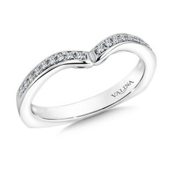Valina Wedding Band R9335BW
