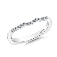 Valina Wedding Band R9339BW
