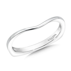 Valina Wedding Band R9372BW