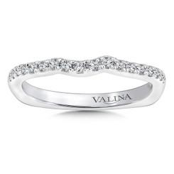 Valina Wedding Band R9621BW