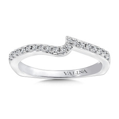 Valina Wedding Band R9622BW
