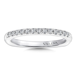 Valina Wedding Band R9630BW