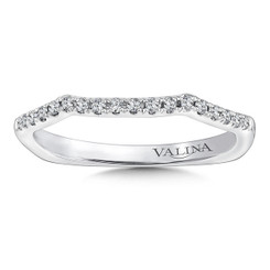 Valina Wedding Band R9635BW