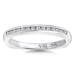 Valina Wedding Band R9643BW