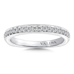 Valina Wedding Band R9663BW
