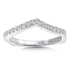 Valina Wedding Band R9668BW