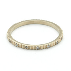 Suneera Lori White Gold Band