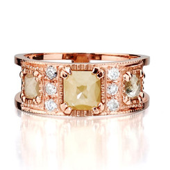 Suneera Zara Rose Gold Band