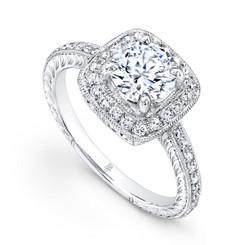 Beverley K Diamond Engagement Ring R765(A)-DDM