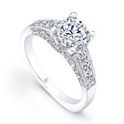 Beverley K Diamond Engagement Ring R1182(A)-DDM
