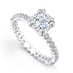 Beverley K Diamond Engagement Ring R4026(A)-DDM