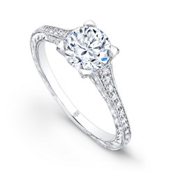 Beverley K Diamond Engagement Ring R9011(A)-DDM