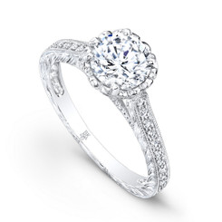 Beverley K Diamond Engagement Ring R9021(A)-DDM