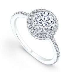 Beverley K Diamond Engagement Ring R9024(A)-DDM