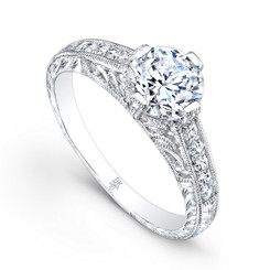 Beverley K Diamond Engagement Ring R9226(A)-DDM