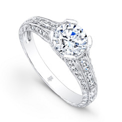 Beverley K Diamond Engagement Ring R9229(A)-DDM