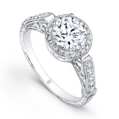 Beverley K Diamond Engagement Ring R9234(A)-DDM