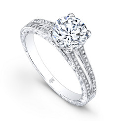 Beverley K Diamond Engagement Ring R9235(A)-DDM