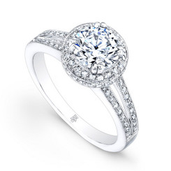 Beverley K Diamond Engagement Ring R9236(A)-DDM