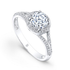 Beverley K Diamond Engagement Ring R9412(A)-DDM