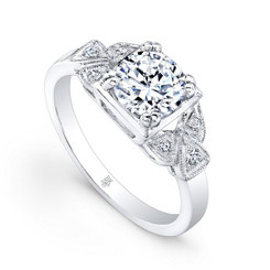 Beverley K Diamond Engagement Ring R9414(A)-DDM