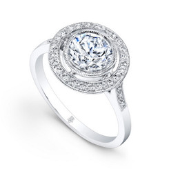Beverley K Diamond Engagement Ring R9424(A)-DDM